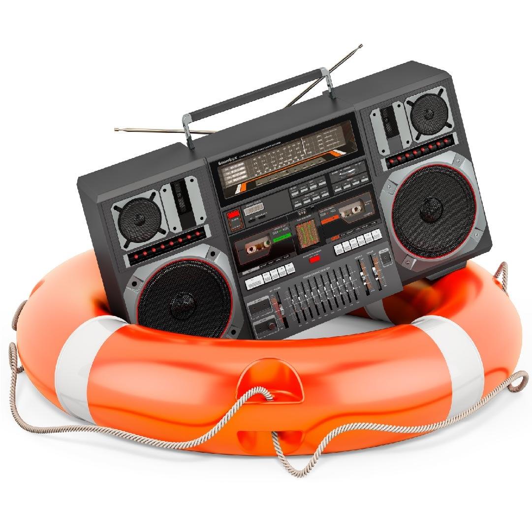 Fülhallgató hangszóró javítás